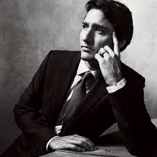 Vanity Fair Canada Justin Trudeau Is The New Young Face Of Canadian Politics Vogue