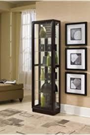 29 Inch Interior Door Amazon Com Pulaski Curio 29 By 15 By 80 Inch Brown Kitchen