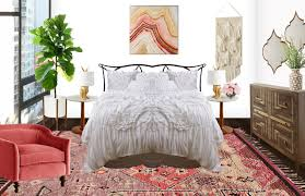 Anthropologie Room Inspiration by Boho Bedroom Bliss The Karma Corner