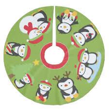 penguin tree skirts zazzle