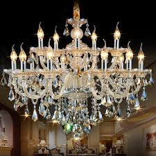High Quality Chandeliers Ceiling Chandelier Led European Candle Chandeliers