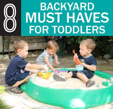 Outdoor Ideas For Backyard 25 Unique Outdoor Toys For Toddlers Ideas On Pinterest Outdoor