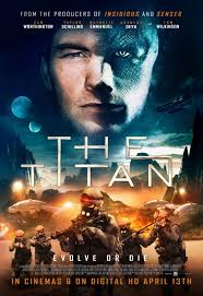 evolve or die with the trailer for sci fi thriller the titan