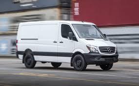 mercedes work truck mercedes reveals no nonsense sprinter worker