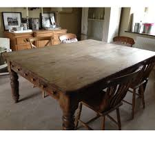 Drop Leaf Farm Table Round Farmhouse Dining Table With Leaf Tags Adorable Farm Style
