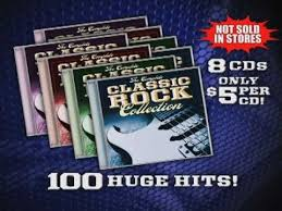 the complete classic rock collection as seen on tv musicspace