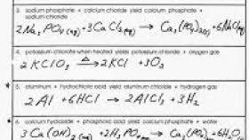 balancing chemical equations worksheet grade 11 worksheets