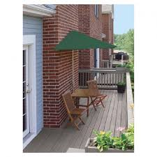 Small Patio Umbrellas by Patio Ideas Heavy Duty Patio Umbrella With Red And White Color