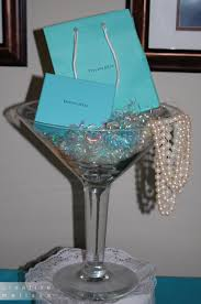 Centerpieces For Bridal Shower by Centerpiece For Tiffany U0026 Co Bridal Shower Brunch Creative