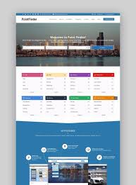 20 best wordpress directory themes to make business websites 2017