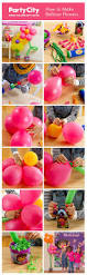 diy balloon flowers lovable very easy balloon decoration ideas