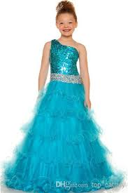 sparkly turquoise kids bridesmaid dresses google search