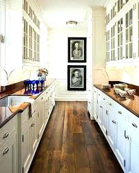 ideas for galley kitchens small galley kitchens fabulous galley kitchen designs best galley