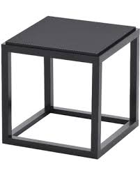 Cube Side Table Don T Miss This Bargain Roundhill Furniture Wood Stackable