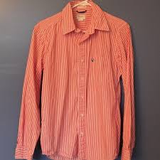 american eagle outfitters american eagle red and white stripe