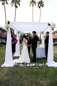 wedding chuppah the 25 best wedding chuppah ideas on lake wedding