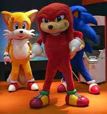 Sonic Halloween Costume Sonic Costume Characters Mascots