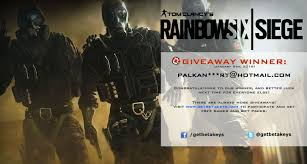 siege free giveaway rainbow six siege get beta