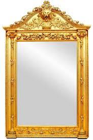 Entryway Mirrors 25 Photos Gold Rococo Mirrors