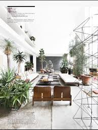 modern indoor space with tons of house plants maison home