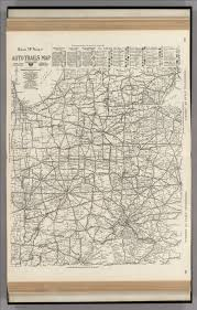 Northern Illinois Map by Autotrails Map Eastern Illinois Southern Michigan Indiana