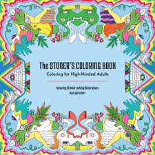 8 coloring books that are way better while high leafly