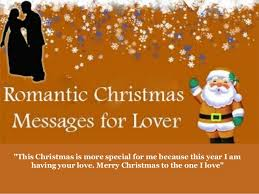 happy merry messages for lover