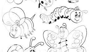 coloring pages insects bugs beautiful coloring pages insects free bugs colouring to print for