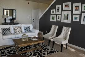 Image Gallery Of Small Living by Managing The Right Aspect Of Living Room Accent Wall U2014 Bitdigest
