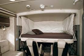 Class A Motorhome With Bunk Beds Studio Loft Drop Bed This Would Be Ideal But I Dont