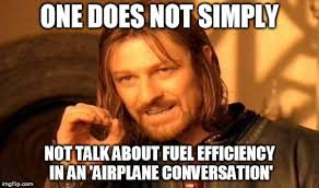 Meme Commercial - why have commercial aircraft not gotten any faster in recent