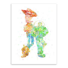 Halloween Gifts Kids by Online Get Cheap Toy Story Canvas Aliexpress Com Alibaba Group