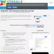 Google Sites File Cabinet File Cabinet Customization Google Product Forums