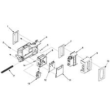 amana amana refrigerator parts model asd2325kew sears partsdirect