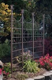 Ideas For Metal Garden Trellis Design Fancy Design Metal Garden Trellis Best 25 Ideas On Pinterest