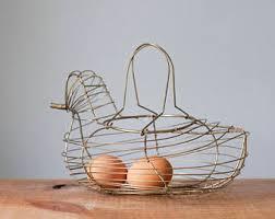 chicken wire basket etsy