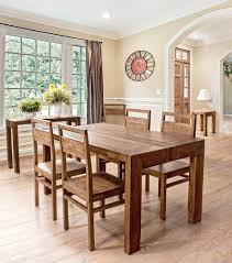 tavoli sedie tavoli e sedie legno avec tavolo etnico rett di mango outlet