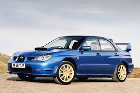 impreza subaru subaru impreza ii wrx 2006 car review honest john