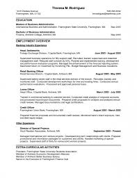 Resume Objectives Personal Banker Resume Objective Resume For Your Job Application