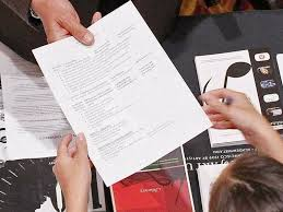 Improve Resume How To Improve Your Cv Business Insider
