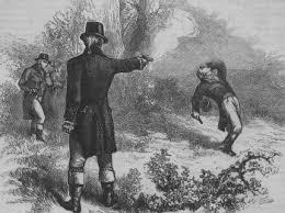 Duel Hamilton vs Burr Study com