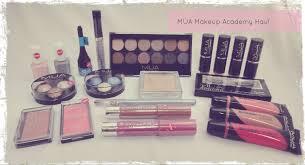 Makeup Mua mua makeup academy haul best friend uk