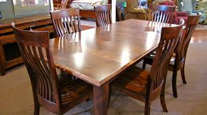 Amish Dining Room Chairs Dining Room Set