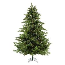 led pre lit trees artificial trees the