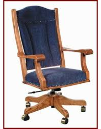 Amish Chair Amish Made Desk Chairs