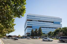 nbbj designed samsung hq in silicon valley aims at leed gold