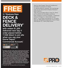 home depot weekly flyer pro savings aug 1 u2013 14 redflagdeals com
