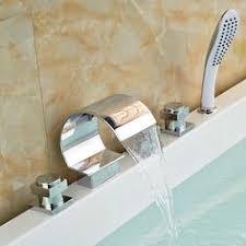 Bathtub Faucet Sets Antique Red Copper Rain Shower Faucet Set Tub Mixer Tap W Hand