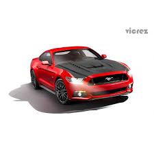 lexus sc300 carbon fiber parts ford mustang 2015 2017 vz style carbon fiber hood vz100323