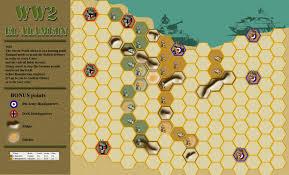 Ww2 Map Ww2 El Alamein Map